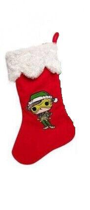 Chaussette de Noël Overwatch Tracer Pop !