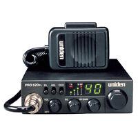 Uniden Pro520xl Cb Radio With 7 Watt Audio Output [pro520xl]