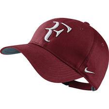 New Nike RF Roger Federer Hybrid Hat Cap Team Red / Tennis 371202-678-Sold Out