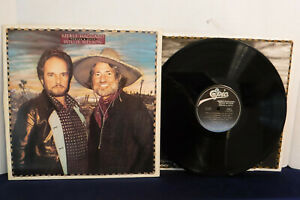 Merle Haggard / Willie Nelson, Poncho & Lefty, Epic FE 37958, 1982, Country