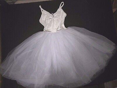 BALLET costume velvet pinchfront black velvet CH//LADIES SZS rhinestone pin
