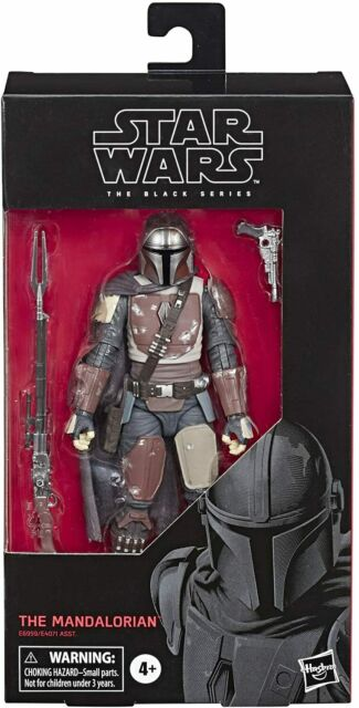 "Star Wars Black Series The Mandalorian #94 6"" Figure Hasbro New Great Condition!"