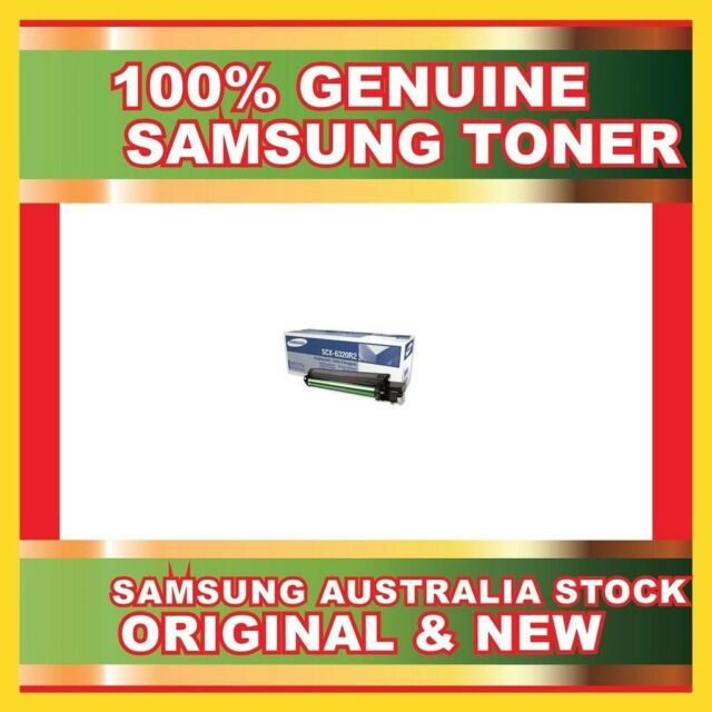 GENUINE ORIGINAL SAMSUNG IMAGING DRUM UNIT SCX6320R2 FOR SCX-6120R2 6320F NEW