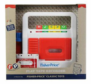 Nuevo-Fisher-price-Clasicos-jugar-Grabadora-Envio-Gratis-Y-Rapido