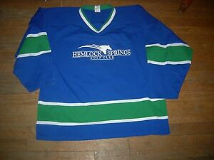 HARTFORD WHALERS COLORS Amateur L/XL Hockey Jersey,AWESOME QUALITY & CHEEEEEEAP