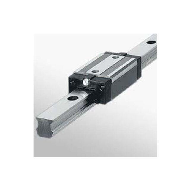 "20mm 60/"" Rail Guideway System Square Slide Unit Linear Motion"