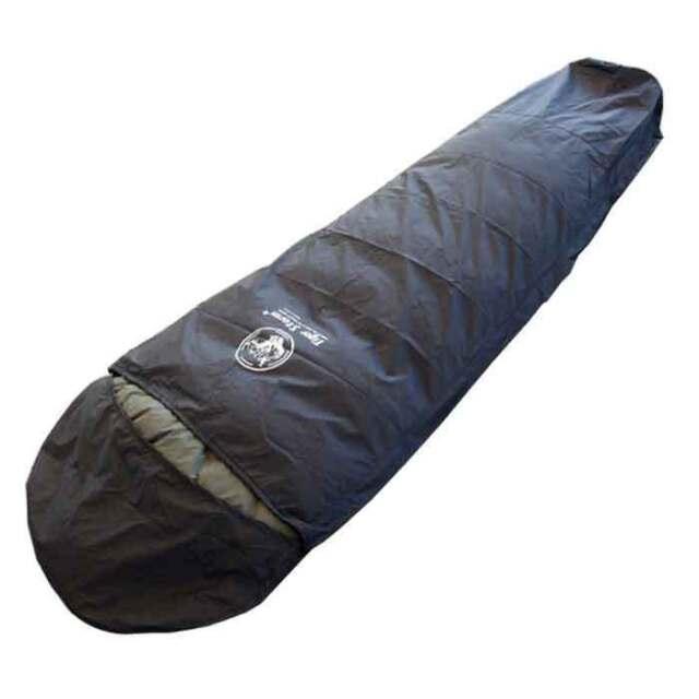 Sleeping Bag Cover Waterproof Black Camping Korea