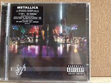 2 CD METALLICA S&M 1999