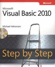 Microsoft Visual Basic 2010 Step by Step (Step By Step (Microsoft))-ExLibrary