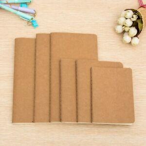 1pc-cowhide-paper-Sketchbook-Bullet-journal-Cute-Notebook-paper-Weekly-Planner