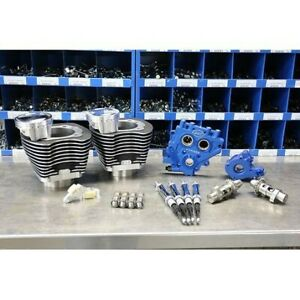 S-amp-S-Cycle-Power-Package-110-034-Black-Big-Bore-Kit-w-585-Chain-Cams-07-17