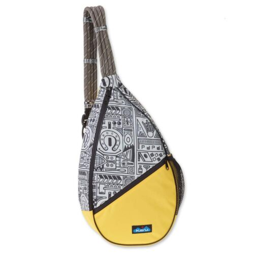 Yard Games KAVU Paxton Pack Backpack Crossbody Rope Sling Bag
