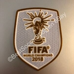 wholesale dealer 5f760 e0268 Details about FIFA 2018 World Cup Champion- Soccer Jersey Patch - France -  NEW!