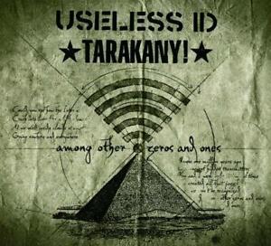USELESS-ID-TARAKANY-AMONG-OTHER-ZEROES-AND-ONES-SPLIT-MCD-DIGIPAK-CD-NEW