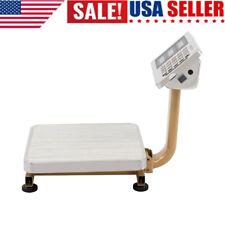 80 Kg176lb Digital Platform Scale Warehouse Transportation Mail Parcel Weighing