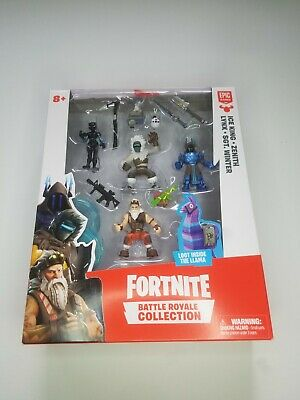 * Fortnite Battle Royale Collection Ice King Zenith Lynx ...