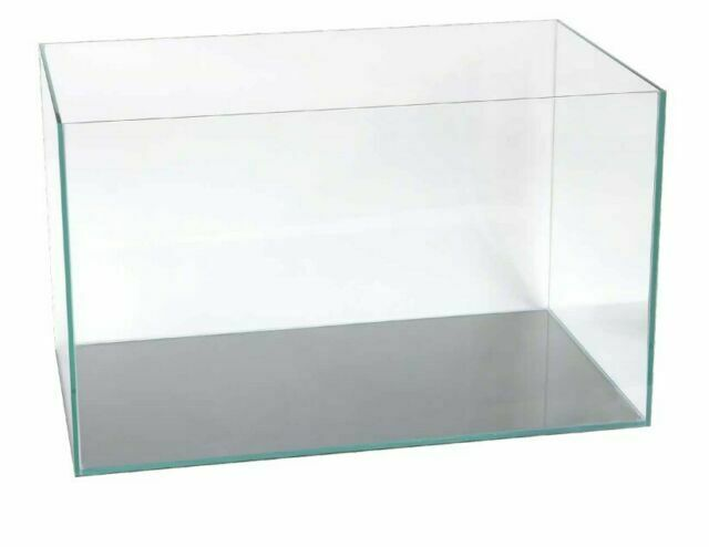 Velma Vasca Di Vetro Acquario 45 Litri Per Pesci Trasparente Acquisti Online Su Ebay