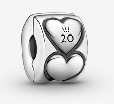 2020 Limited Edition January PANDORA 20th Anniversary Charm ...