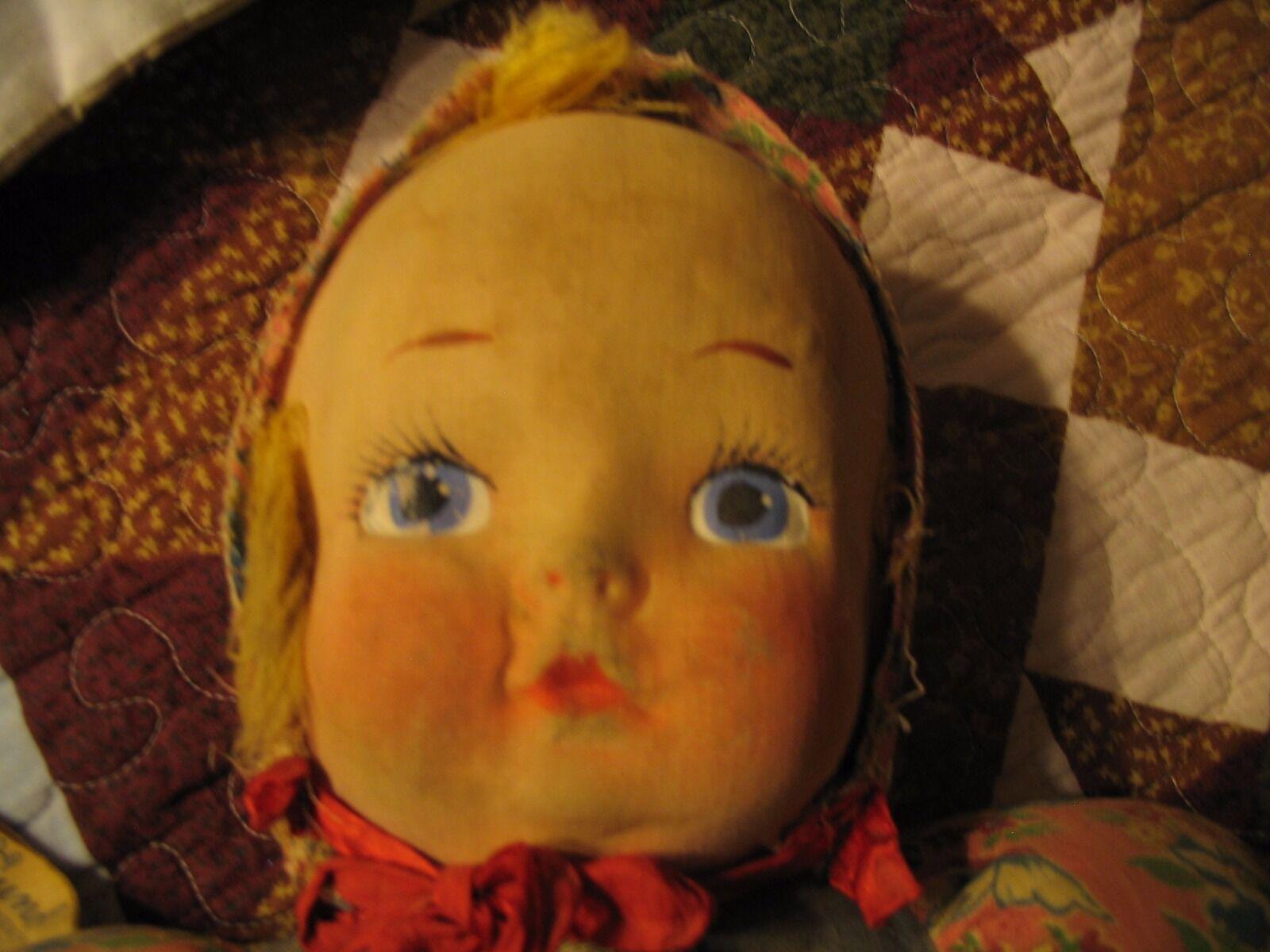 Vintage Honey Lou Doll by GUND L00K Rare