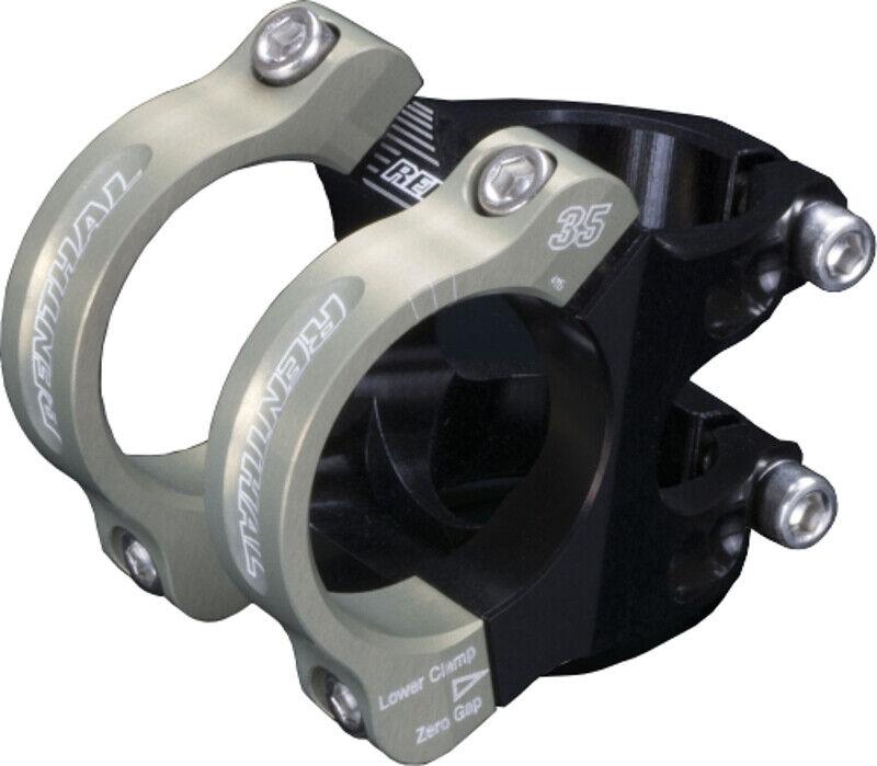 Renthal Apex 35 x 40mm Offset + - 6° 6° 6° Rise MTB Stem afa054