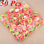 50Pcs-Women-Girls-Hair-Band-Ties-Rope-Ring-Elastic-Hairband-Ponytail-Holder-HOT thumbnail 12