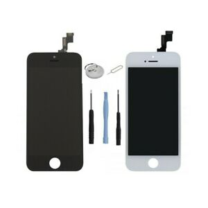 Pantalla-para-iPhone-SE-Completa-Tactil-Lcd-Cristal-Touch-Screen-Blanca-Negra