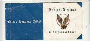1959-INDIA-AIRLINES-PASSENGER-TICKET-AND-BAGGAGE-CHECK