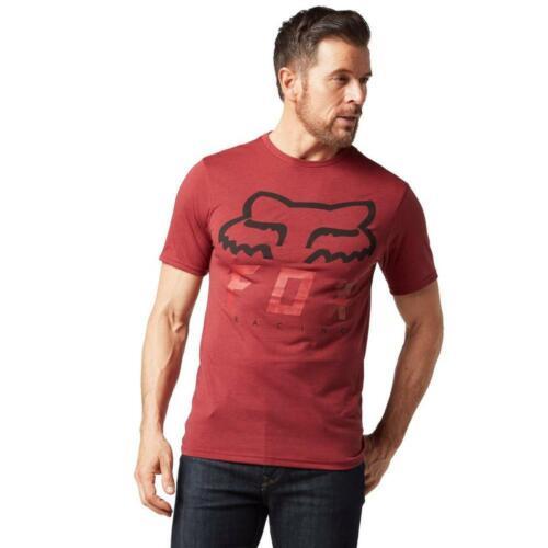New Fox Men's Heritage Forger Short Sleeve T-shirt