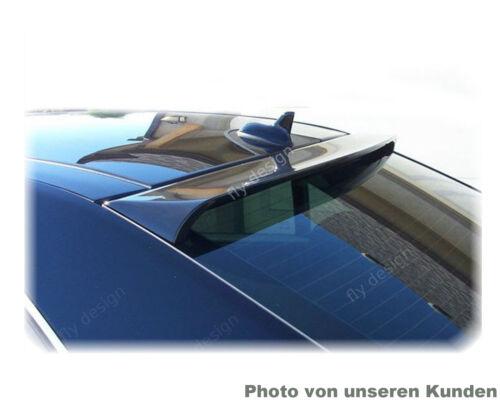 dachspoiler dachheckspoiler für Mercedes w212 e 212 roof ObsidianSchwarz 197 neu