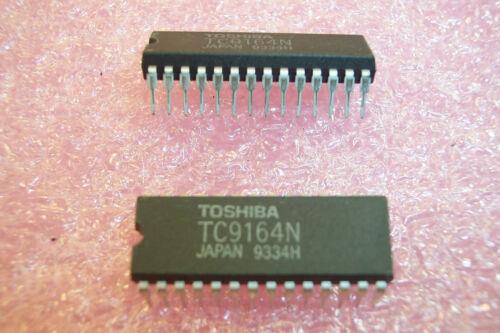 TC9164N TOSHIBA 28 PIN DIP HIGH VOLTAGE ANALOG SWITCH ARRAY QTY 10