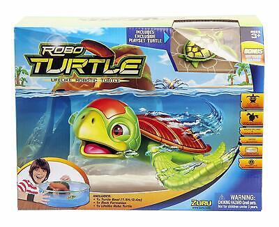 Spielset Wasserschildkröte Giga Skilful Manufacture Systematic Goliath 32828 Robo-turtle Aquarium Felsen