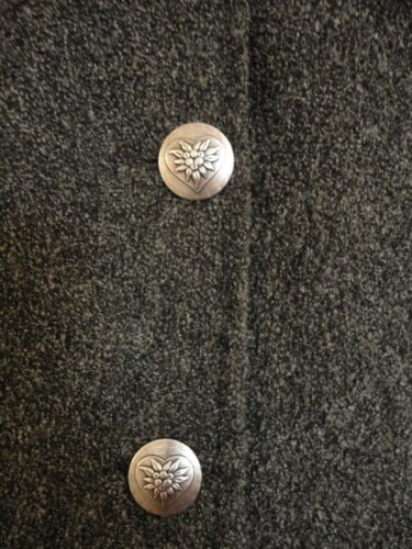 Damesskooljas Great Company The met zilveren Clothing Montana knopen Duster HZvdqBX