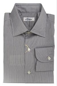 320-BELVEST-by-Finamore-Napoli-Shirt-Cotton-Striped-Gray-15-1-2-39-Reg