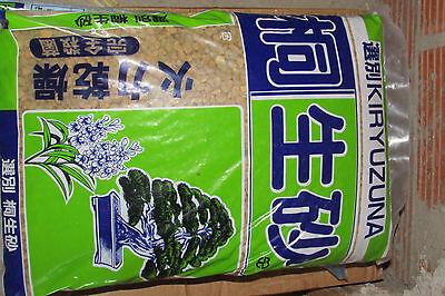 Kiryuzuna 2 LITROS a granel sustrato para bonsais terrarios plantas