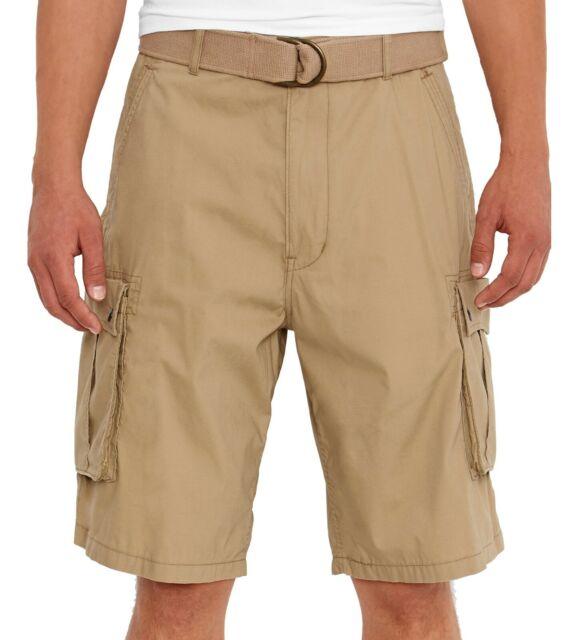 Levi/'s Men/'s Snap Cargo Shorts Harvest Gold Black Multisize