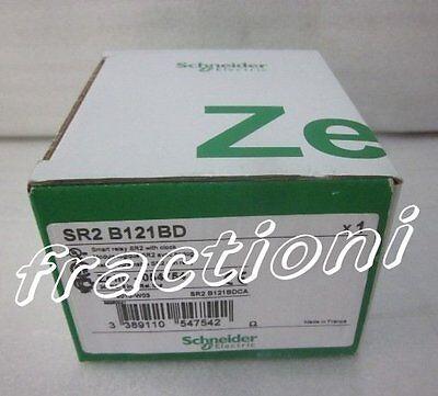 Schneider Zelio PLC SR2B121BD New In Box 1-Year Warranty !