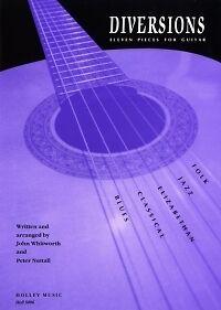 Adroit Diversions 11 Pièces Pour Guitare Whitworth/nuttall-all Fr-fr Afficher Le Titre D'origine Technologies SophistiquéEs
