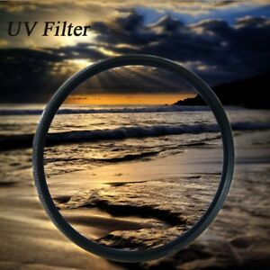 Nikon-Sony-Durable-New-Haze-Protector-Digital-52mm-58mm-Camera-UV-Filter-Lens