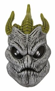 Doctor-Dr-Who-Silurian-Mask-Costume-Accessory-Foam-Adult-Licensed-TV-Halloween