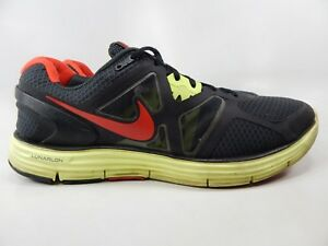 4cd075f0e811 Nike Lunarglide 3 Size 13 M (D) EU 47.5 Men s Running Shoes Black ...