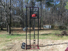 Water Well Drilling Rig Complete Drilling System With23 Of Rods And Auger