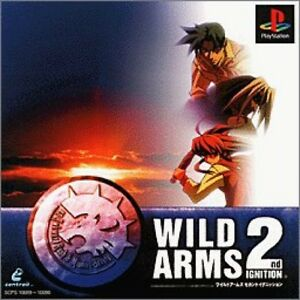 USED-PS1-PS-PlayStation-1-Wild-Arms-2nd-Ignition