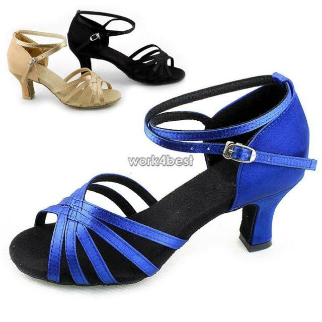 Women Latin Ballroom Dance Shoes Latin Shoes Sandals Brillante Flip Flops New