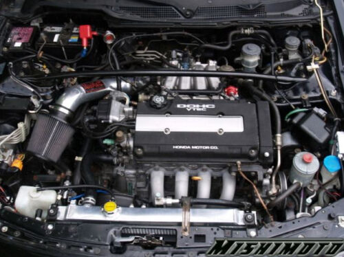 MISHIMOTO ALUMINUM RACING RADIATOR 1994-01 ACURA INTEGRA RS LS GS SE GSR TYPE R