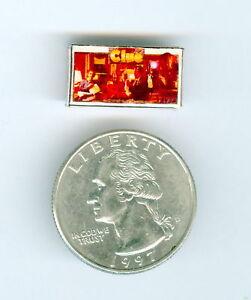 1//2 Half Inch Scale Dollhouse Miniature  CLUE Game Box