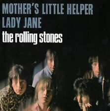 ☆ CD Single The ROLLING STONES Mother's little helper 2-TRACK CARDSLEEVE ☆
