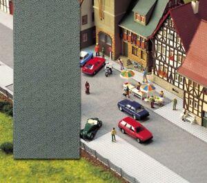 Busch-6031-Gauge-H0-Altstadt-Pflasterstrase-Length-2m-1m-4-40-Euro
