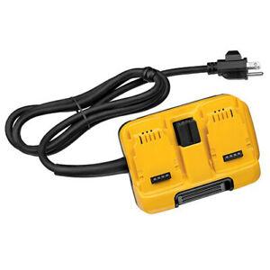 DEWALT-120V-FlexVolt-Corded-Power-Supply-Adapter-for-120V-MAX-Tools-DCA120-New
