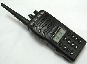 Motorola-GP68-VHF-136-174MHz-5W-20-Channel-2-Way-Radio-Accessories