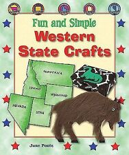 Fun and Simple Western State Crafts: Montana, Wyoming, Idaho, Utah, and Nevada (
